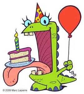 First Birthday Cartoon Monsters