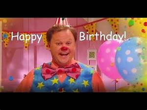 Something Special Happy Birthday Mr Tumble Song 2 - YouTube