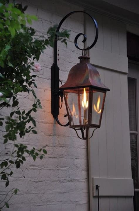 gas porch light 25 best ideas about gas lanterns on exterior