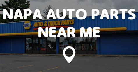 napa auto parts   points