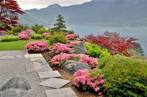 Japanischer Garten by Bad Langensalza Japanischer Garten Mit Teehaus Die
