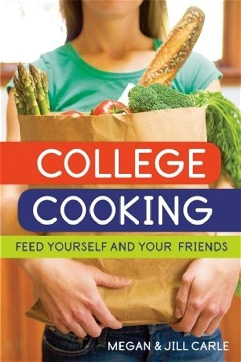 college cooking feed    friends  megan carle