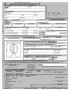 doc540363 passport renewal form ds82 application for With documents for passport application