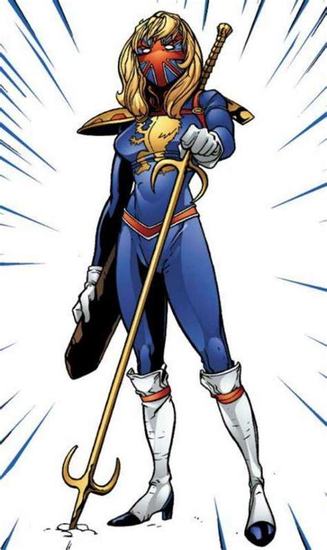 lionheart character comic vine