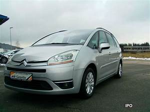 C4 Picasso 2009 : 2009 citroen grand c4 picasso exclusive seater car photo and specs ~ Gottalentnigeria.com Avis de Voitures