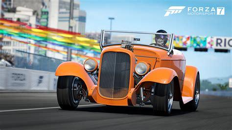 forza motorsport  icin barrett jackson arac paketi yayimlandi