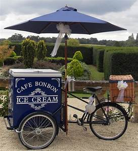 Cafe Bon Bon Ice Cream & Pimm's Tricycles , catering ...