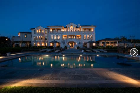 million  square foot waterfront mansion