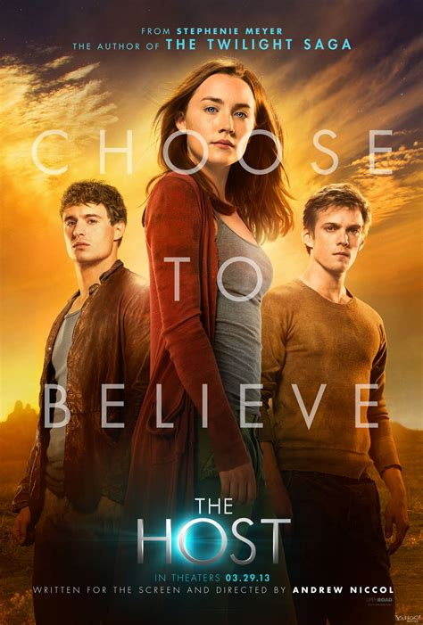 the host the host movie posters collider