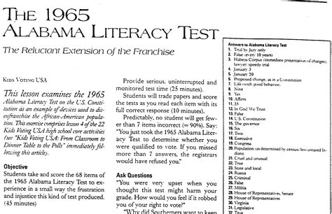 Reconstruction Literacy Tests From
