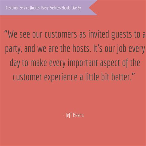 Customer Service Experience Quotes