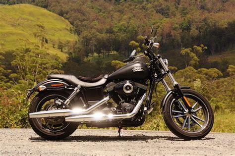 2016 Harley-davidson Street Bob Special Review