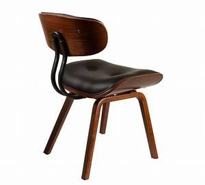 Stühle Retro Design : dutch bone stuhl blackwood nussbaum 10006212 ~ Indierocktalk.com Haus und Dekorationen