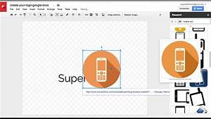 Create Your Own Logo With Google Docs