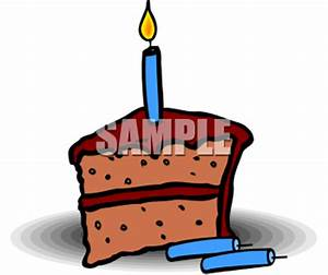 Slice Of Birthday Cake   Clipart Panda - Free Clipart Images