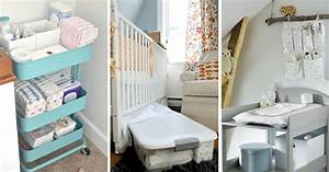 17 astuces pour amenager ranger decorer la chambre de With amenager chambre parents avec bebe
