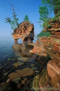 Apostle Islands Wisconsin Camping