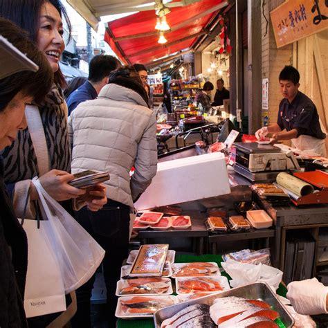 cuisine de rue cuisine de rue au tsukiji market