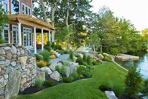 Amenager son jardin en pente conseils pratiques et photos for Amenager jardin en pente 3 amenager son jardin en pente conseils pratiques et