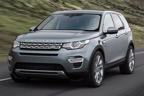 Land Rover Small Suv by Land Rover Debuts New Discovery Sport Premium Compact Suv