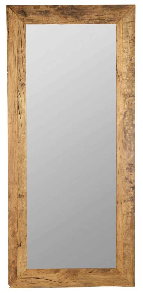 house doctor miroir en bois 95x210cm house doctor interiors