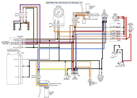 Harley Wiring Harnes Color by Wiring Help Needed Harley Davidson Forums