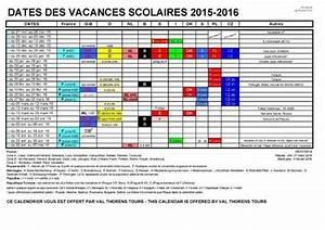 Vacances Scolaires Corse 2016 : calendrier 2015 2016 des vacances scolaires eur ~ Melissatoandfro.com Idées de Décoration