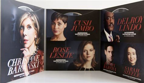 cbs all access ships the fight emmy fyc mailer for season 1 goldderby
