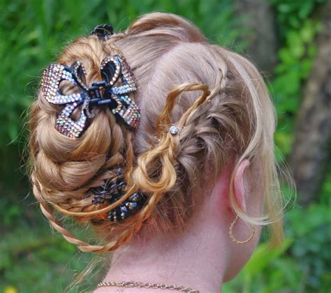 See more ideas about easter hairstyles, hair styles, kids hairstyles. Braids & Hairstyles for Super Long Hair: Happy Easter ...