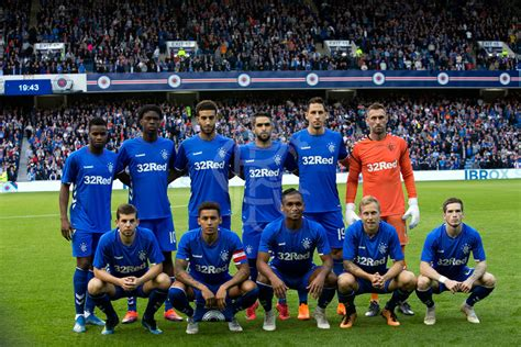 Gallery: Gers v Maribor - Rangers Football Club, Official ...