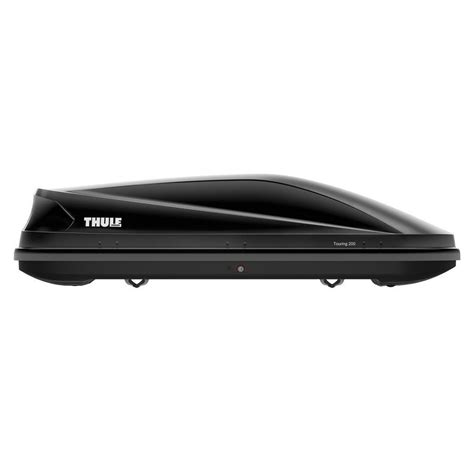 box portatutto per auto thule box portatutto thule touring 200 box tetto speedup
