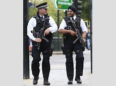 Scotland Yard reveal counterterrorism police Daily Mail