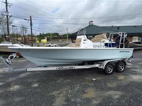 Sportsman Boats Tournament 214 by Sportsman 214 Tournament Boats For Sale