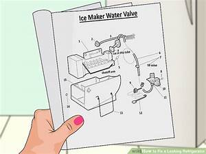 4 Ways To Fix A Leaking Refrigerator