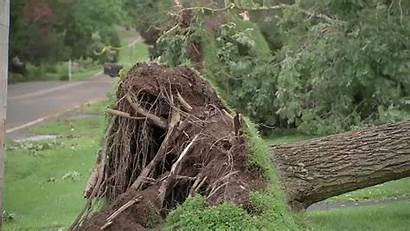Damage Storm Montgomery Weather County Severe
