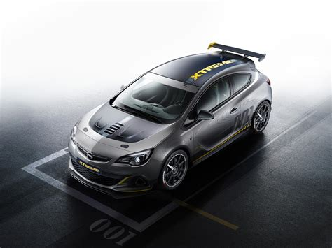 opel astra opc extreme  hp hot hatch  carbon