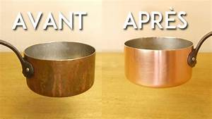 Comment Nettoyer Une Casserole En Aluminium Noircie : nettoyer des casseroles en cuivre les ustensiles de cuisine ~ Medecine-chirurgie-esthetiques.com Avis de Voitures