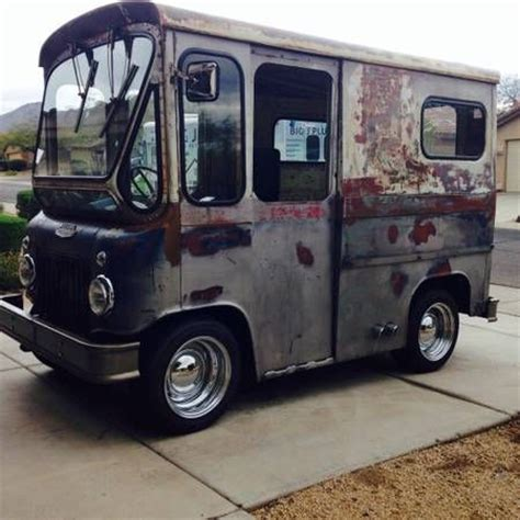 jeep van truck scottsdale 1961 jeep willys fleetvan post office jeep
