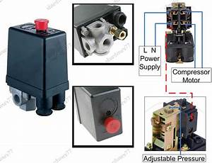 Compressors  Compressor Pressure Switch