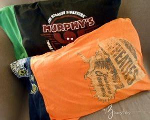 diy  shirt reconstruction pillowcases allfreesewingcom