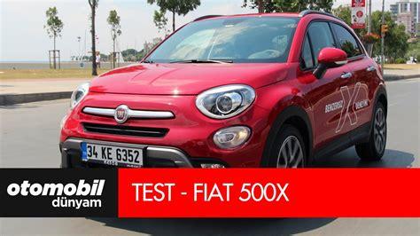 Fiat Test by Test Fiat 500x