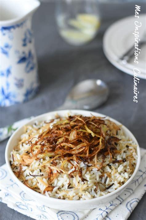 riz cuisiné riz aux vermicelles libanais le cuisine de samar