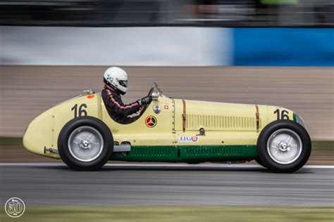 pre  grand prix cars  donington threesix