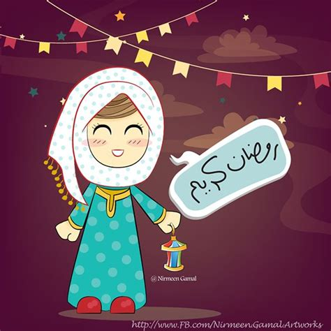ramadan  nirmeen gamal  behance ramadan cards