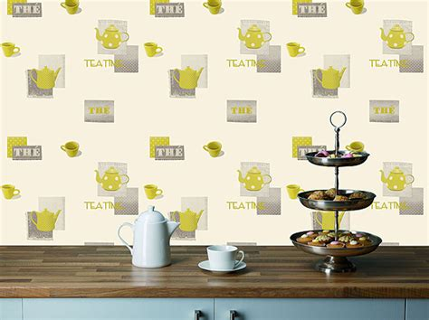 washable kitchen wallpaper uk gallery