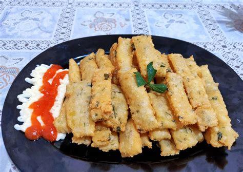 Resep tahu petis enak3 3. Resep Resep stick kentang keju crispy oleh Mirai - Cookpad