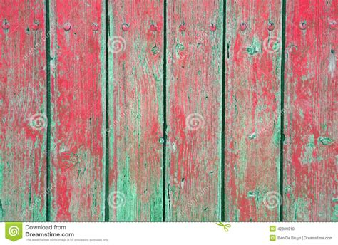 weathered  wood natural faded green  red painted