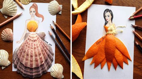 remarkable creative fashion designs  armenian artist