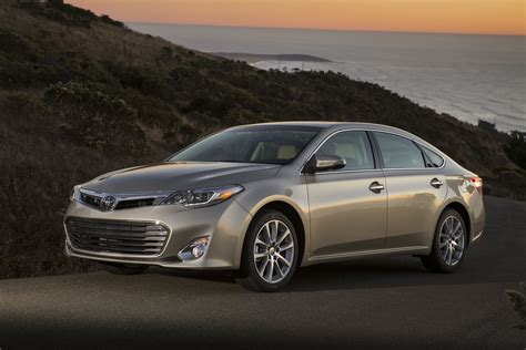 toyota avalon review ratings specs prices