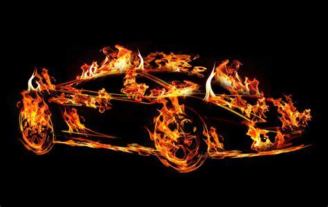 Lamborghini On Fire By Yunakidraw On Deviantart